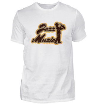 Ich liebe Jazz Music T-Shirt