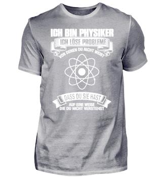Ich bin Physiker