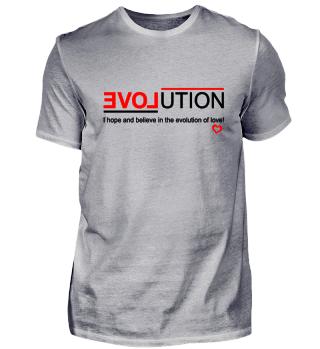 EVOLUTION OF LOVE - hope faith I