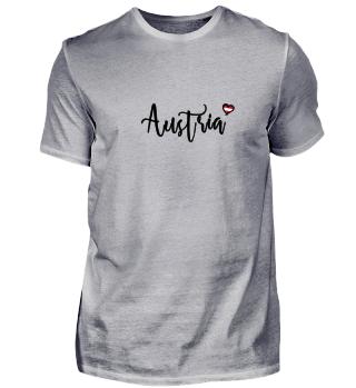 Austria Österreich Herz