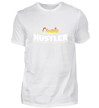 Crypto Currency Hustler Bitcoin Shirt