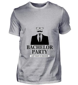 Bachelor Party Letzte Nacht in Freiheit