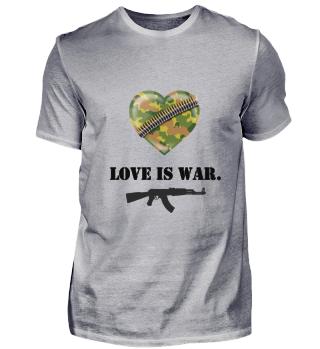 Love is War (Valentine's Day)