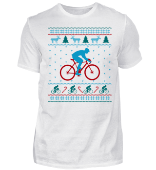 Bicycle Christmas Shirt