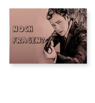 'NOCH FRAGEN?' by Art deSign Alinka Anna