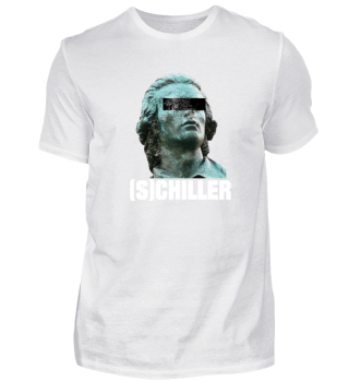 SCHILLER CHILLER LUSTIGES COOLES SHIRT