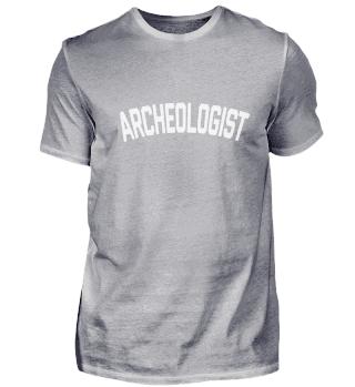 Simple Archeologist T-Shirt