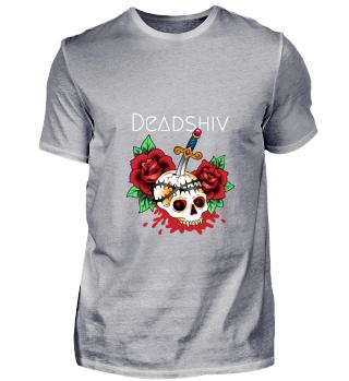 Deadshiv Skull Tee