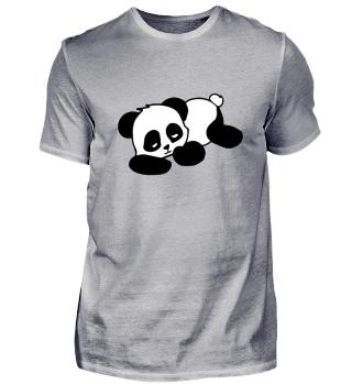 Tiermotiv Pandabär