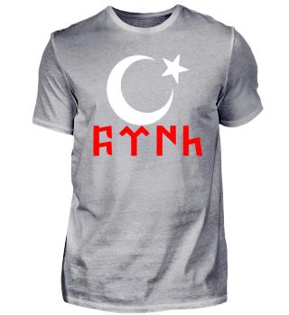 Türk Göktürk Göktürkce