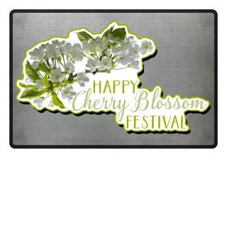 ♥ Happy Cherry Blossom Festival 2