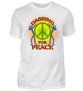 ★ Dabbing Stick Figures - For Peace I