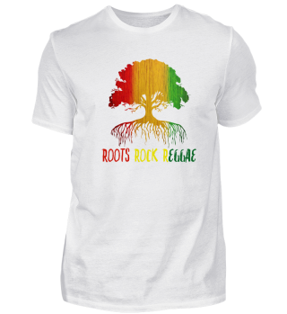 Roots Rock Reggae Roots Reggae Kleidung cooles Roots shirt