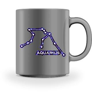 ★ Astrology Zodiac Aquarius Stars 1