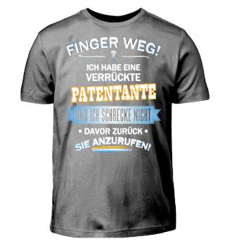 FINGER WEG - PATENTANTE