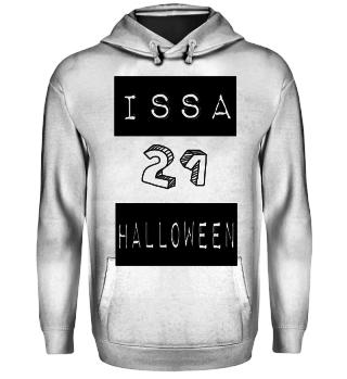 ISSA HALLOWEEN 21 Savage HOODIE