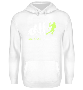 Lacrosse Evolution Hoodie Pullover Pulli