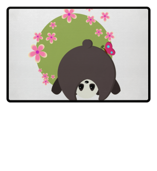 Panda Doormat