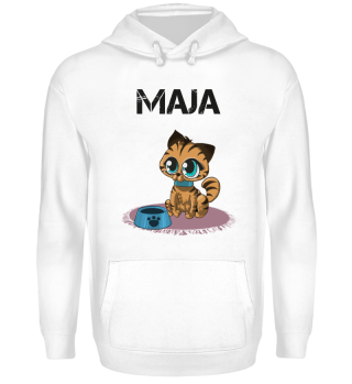 Katze Maja cat Maja