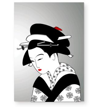 Chinesische Frau