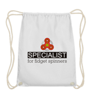 Specialist for FIDGET SPINNERS - black 2
