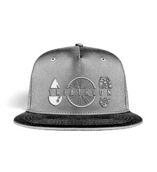 Triathlon Symbole - Cap