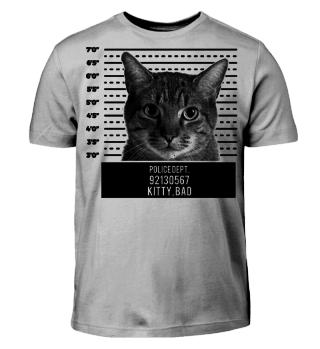 Geschenk Katzenliebhaber Cat Mug Shot