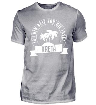 Reif für die Insel - Kreta