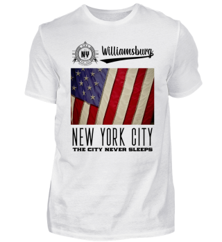 ★ New York · Williamsburg · USA ★