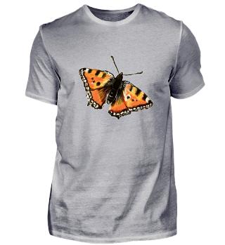 Schmetterling - Großer Fuchs