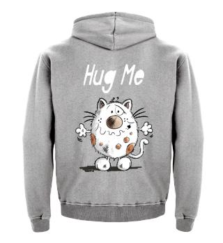 Hug ME Cat I Cats Kitten Pet Comic