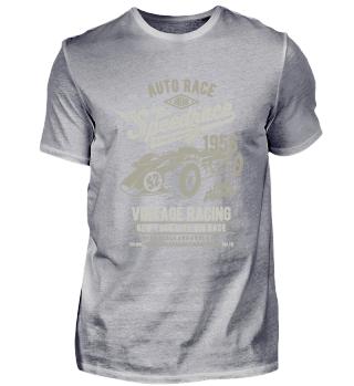Vintage Speed Race