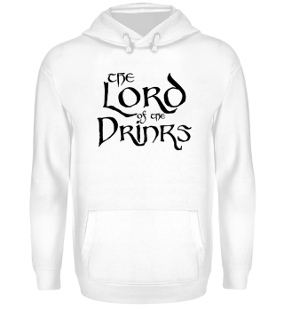 Lord of the Drinks Party Geschenk Shirt