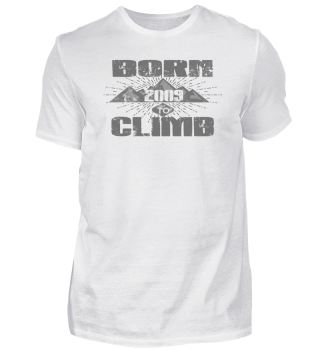 BORN TO CLIMB CLIMBING klettern love 2009