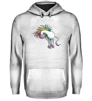 Rainbow Unicorn - Einhorn - Regenbogen