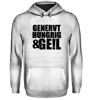 GENERVT · HUNGRIG & GE!L #1.5