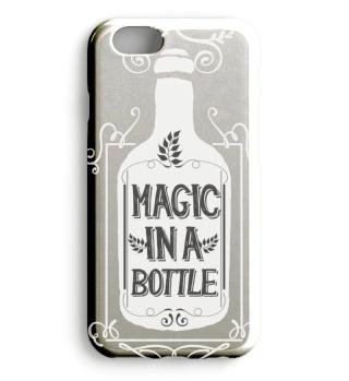 Magic Quote Slogan Gift Geschenk Vintage