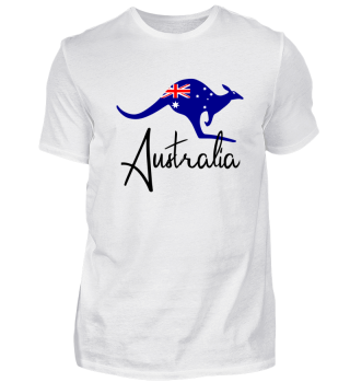 Australia Australien Schild