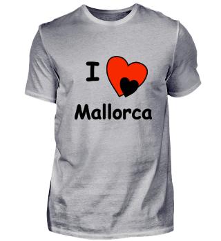 Mallorca, Urlaub, Reise, Herz, Geschenk