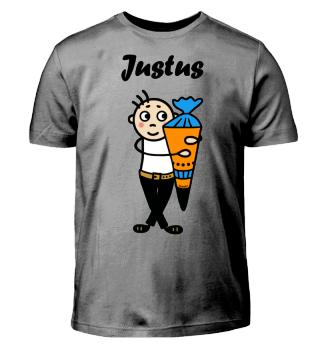 Justus - Einschulung I-Dötzchen