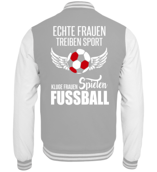 Frauenfussball-Jacke