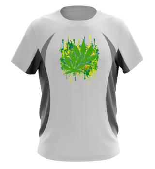 ★ Crazy Running Splashes - Marijuana 3