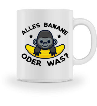 ♥ ALLES BANANE, ODER WAS? #1ST