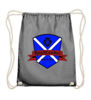 Highlander scottish highland games