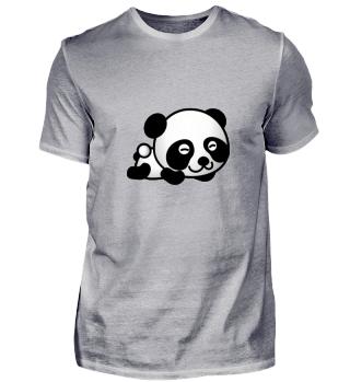 Süßes Panda Pandabär Baby