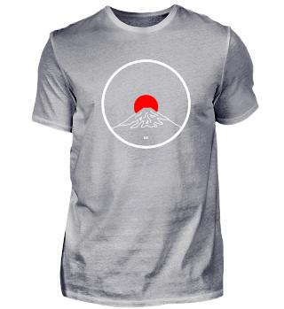 Mount Fuji Japan Shirt