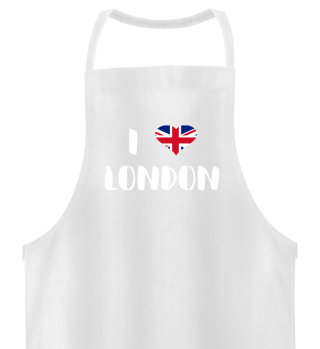 I Love London Souvenir Shirt