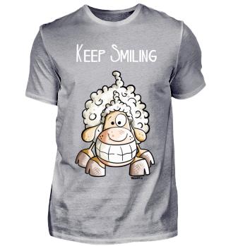 Keep Smiling Schaf