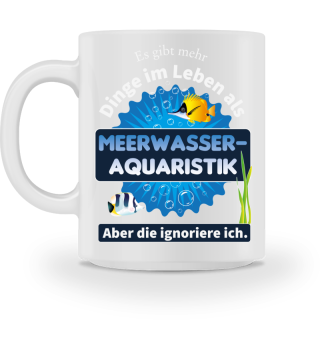 Tasse Meerwasser