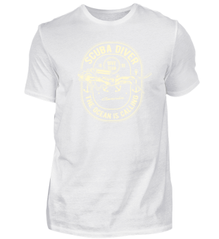 Scuba Diver Cancun Tauchen Geschenk gift Shirt